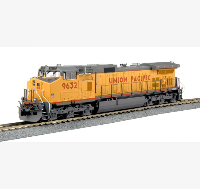 Toys & Hobbies Kato 37-6632 LS HO GE C44-9W UNION PACIFIC  with DCC/Sound  #9632 Locomotives