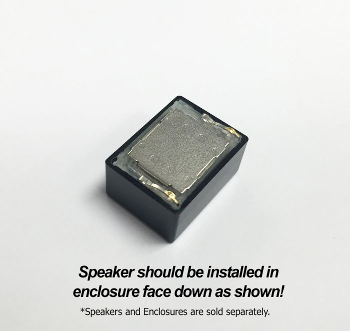 TDS SuperSonic Small 18 x 13 mm Speaker [Sugar Cube]