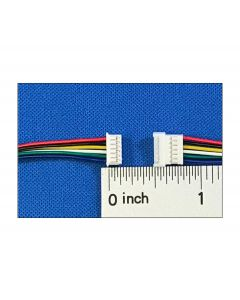 nce 5240311 wire harness, 6 pin, 4pk