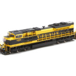 VGN Athearn Genesis NS Heritage SD70ACe