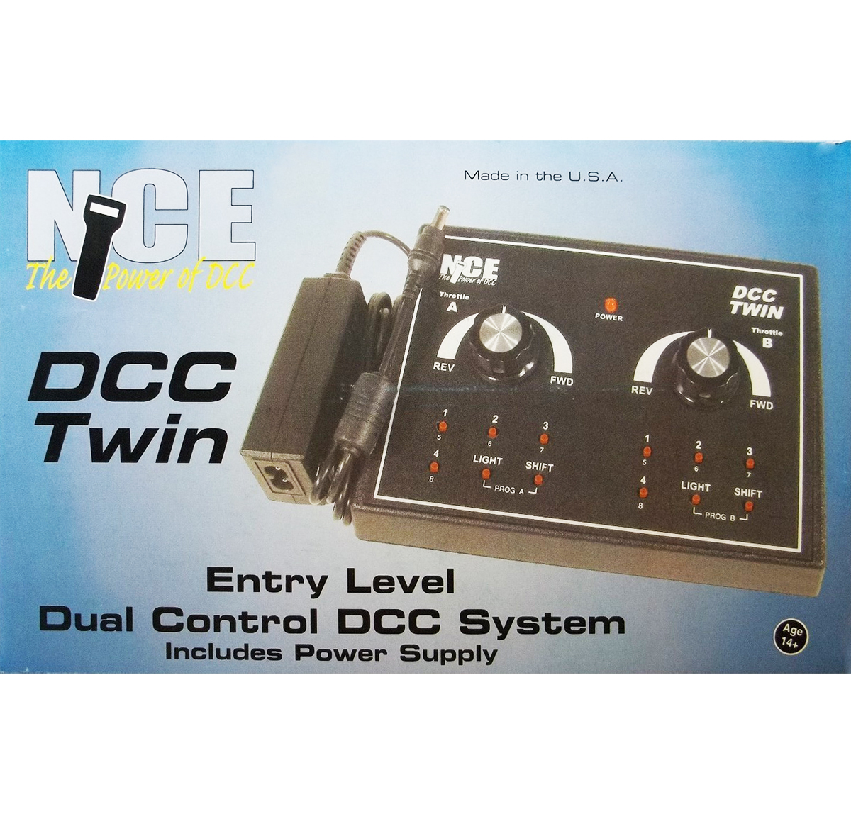 NCE DCC Twin UK
