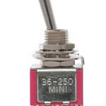 DPDT 5Amp 120V