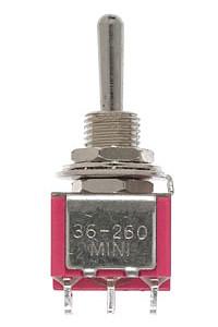 DPDT 5Amp 120V CO