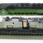 KATO SD40-2  KATO SD-40