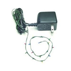 Miniatronics 1.5V XMAS lights with transformer