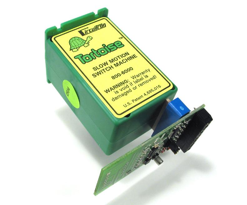 dcc specialties hare ii tortoise combo 6 six pack rh tonystrains com Tortoise Switch Machine Decoders Wiring Tortoise Switch Machine