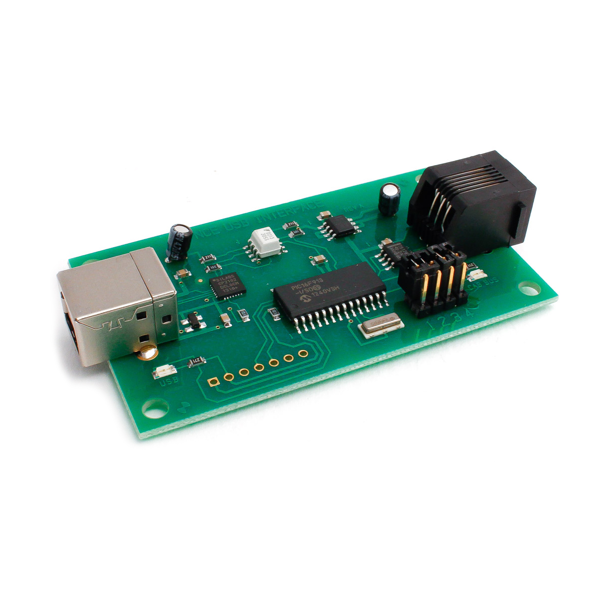 Nce dcc computer interface