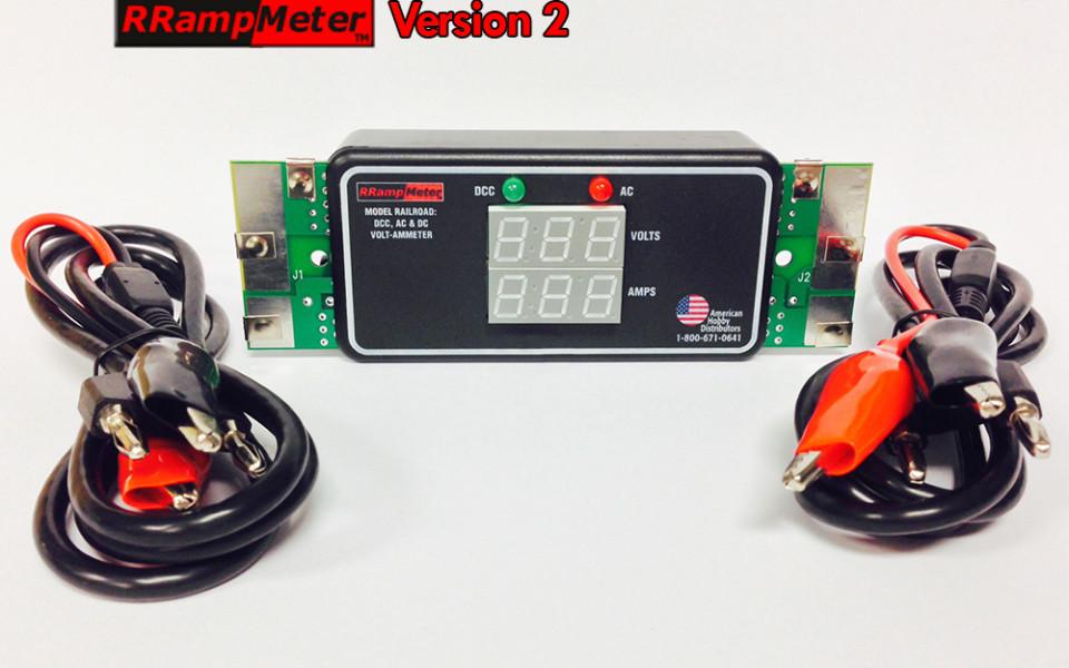 DCC Specialties RRampMeter II