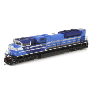 ATHGEN SD70ACe Demo Blue