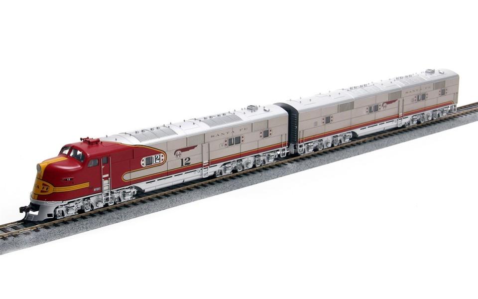 Broadway Limited Imports HO EMD E6 Locomotives
