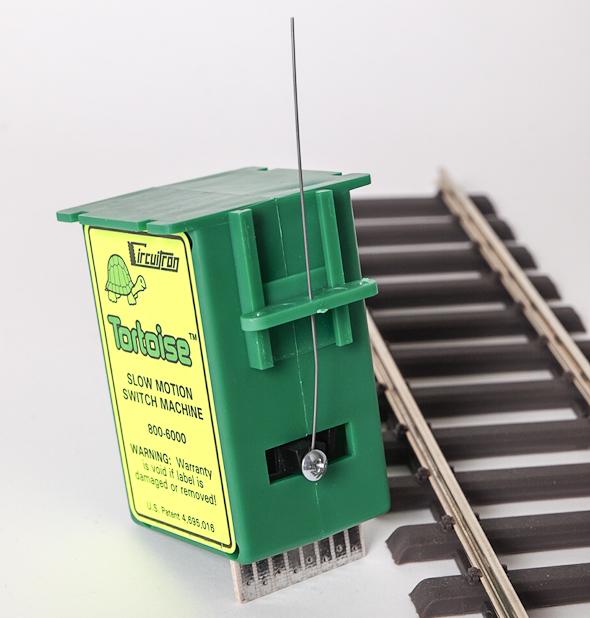 Circuitron tortoise switch machine instructions