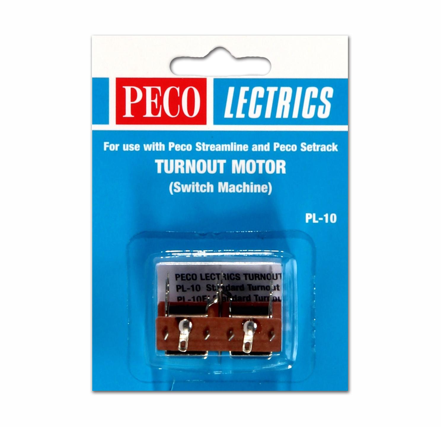 peco switch machine