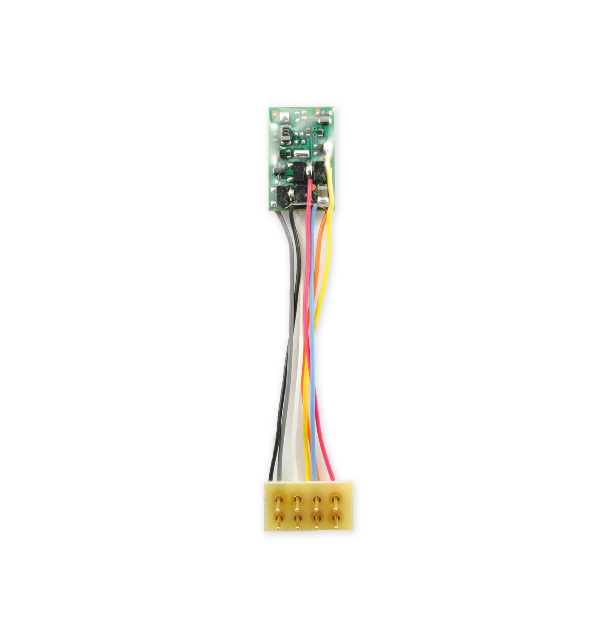 T U Archives Tonys Train Exchange Dcc Wiring Books Tcs 1008 M1p 15 Micro Decoder For Atlas Mp