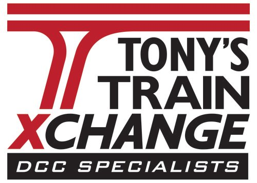 Tonys Train Exchange Logo