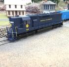 Athearn RTR HO Norfolk & Western SD45 DC