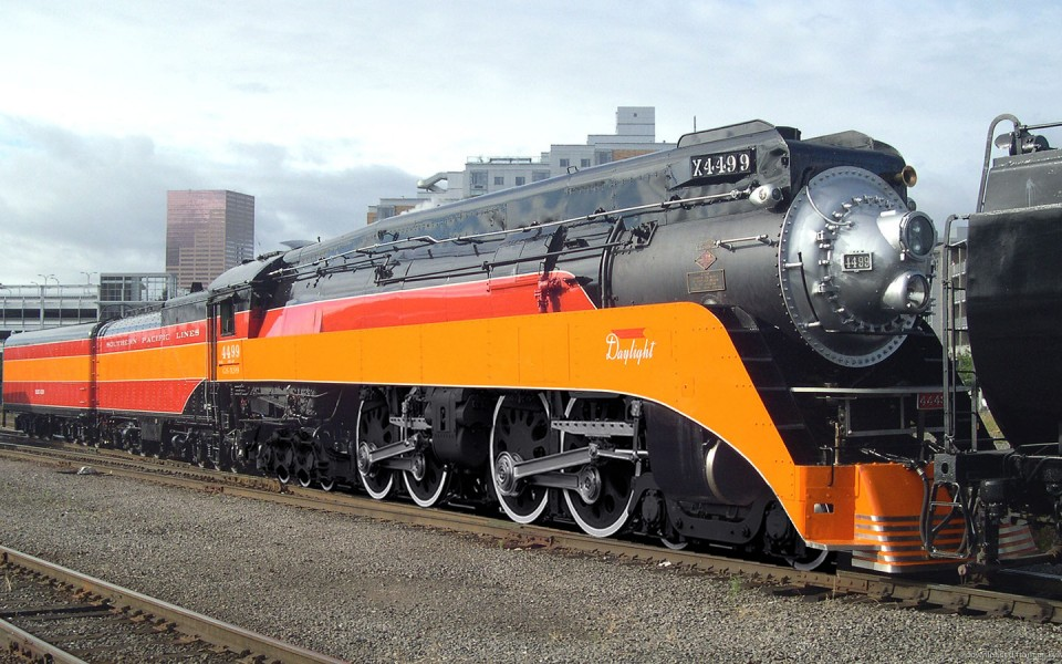 Pacific Coastal Imports Southern Pacific Experimental GS-X99 4-4-4-6