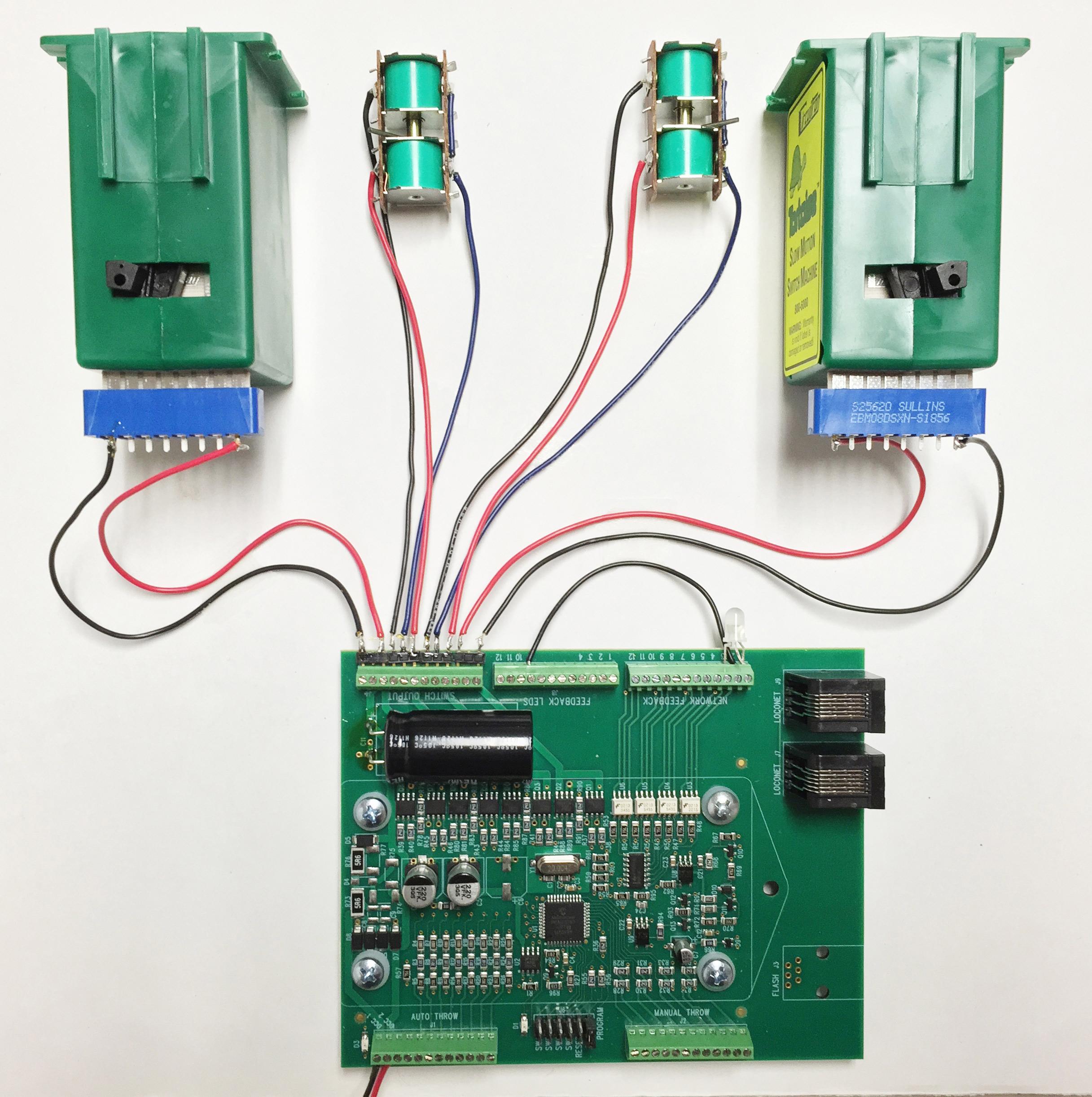 tortise switch machine