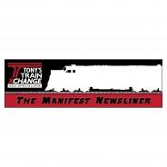 The Manifest Newsliner, Volume 12