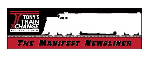 The Manifest Newsliner, Volume 12