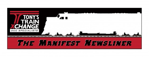 The Manifest Newsliner. Volume 10