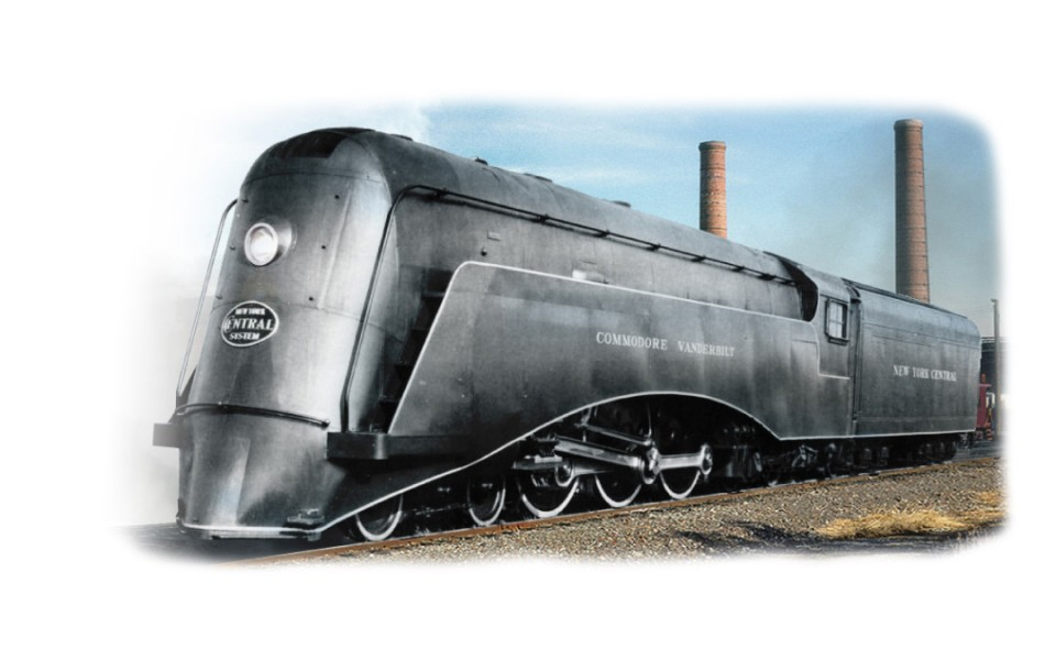 Broadway Limited Imports BLI HO NYC 4-6-4 Commodore Vanderbilt Hudson