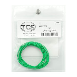 tcs_1200_10ft_30awg_green