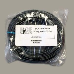 nce_mbwb100_14g_bus_wire_black_100ft