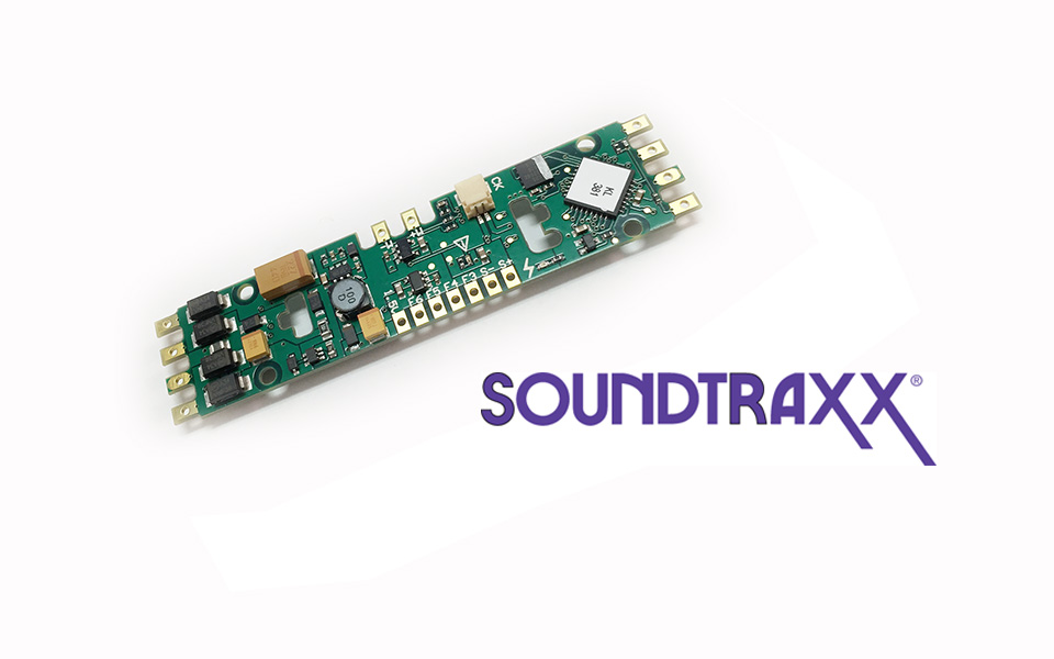 Soundtraxx Econami™ 882004 ECO-PNP Diesel Digital Sound Decoder