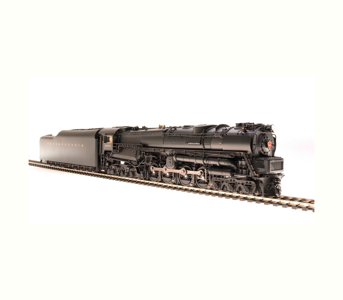 broadway-limited-prr-s2-turbine-small-deflectors-bli-2695