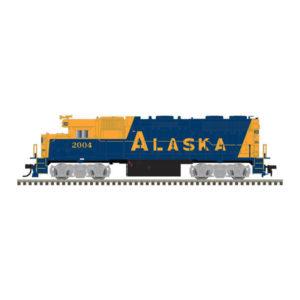Alaska GP38