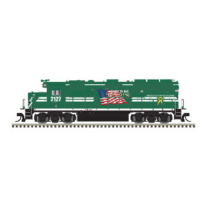 GP40 PAL Salute Troops