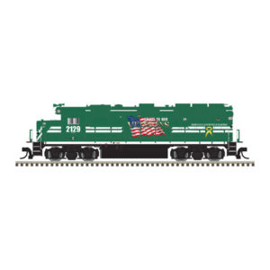GP40 PAL Salute Veterans