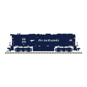 GP40 HH HO Pan Am