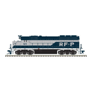 GP40 HO RF&P Early