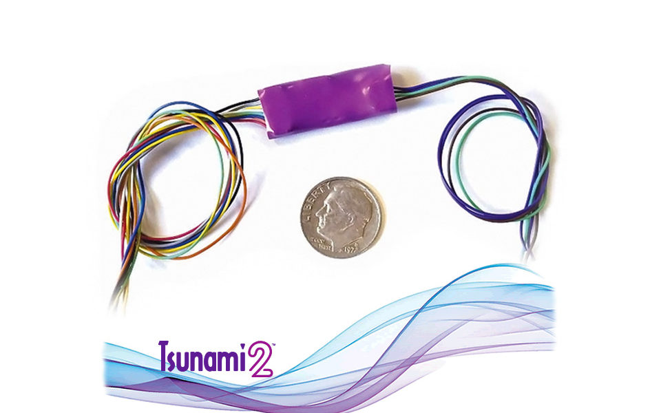 Soundtraxx Tsunami2, TSU-1100, 886001 Electric Sound Decoder