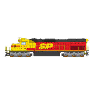 49413 SP Kodachrome SD40T-2 2015 NEW FOR WEB