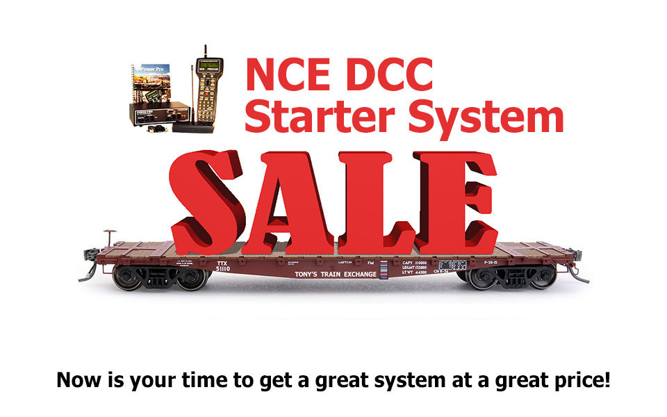NCE System Super Sale