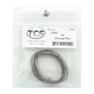 tcs_1203_10ft_30awg_grey