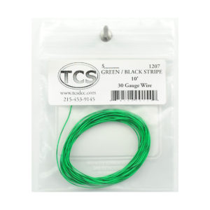 tcs_1207_10ft_30awg_black_green