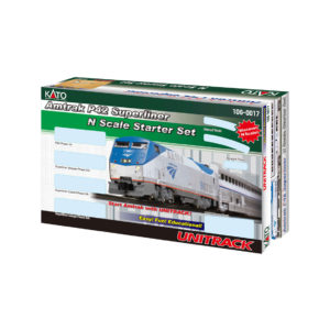 kato_amtrak_p42_superliner_set