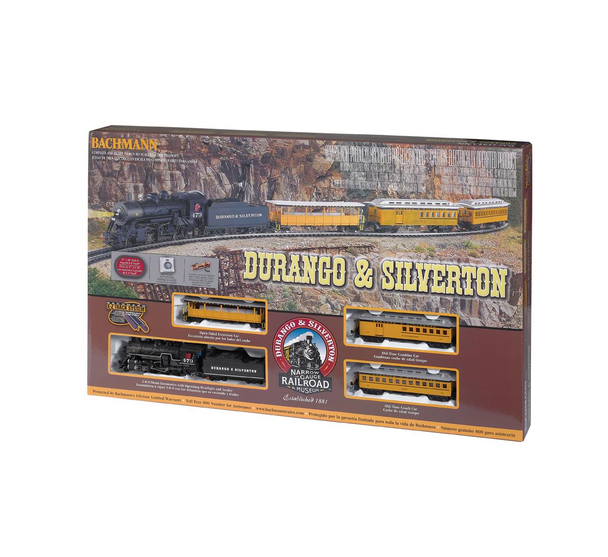 Bachmann Decoder Wiring Diagram 31 Images Dcc Durango Silverton Train Set 00710 Ho Scale Steam Starter
