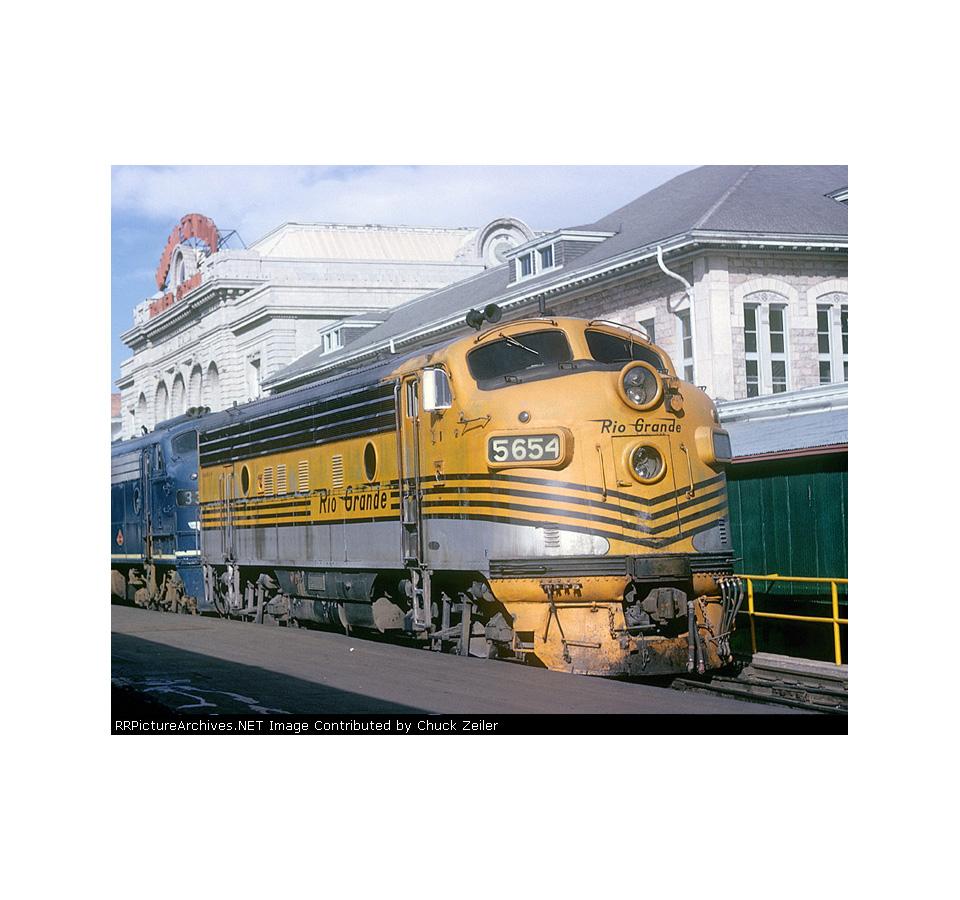 broadway-limited-f7a-drgw-5654