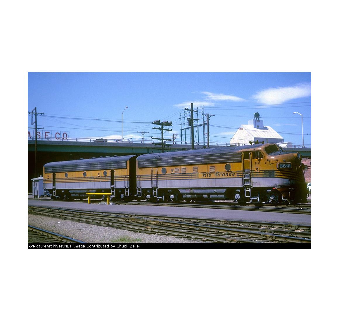 broadway-limited-f7ab-drgw-5641