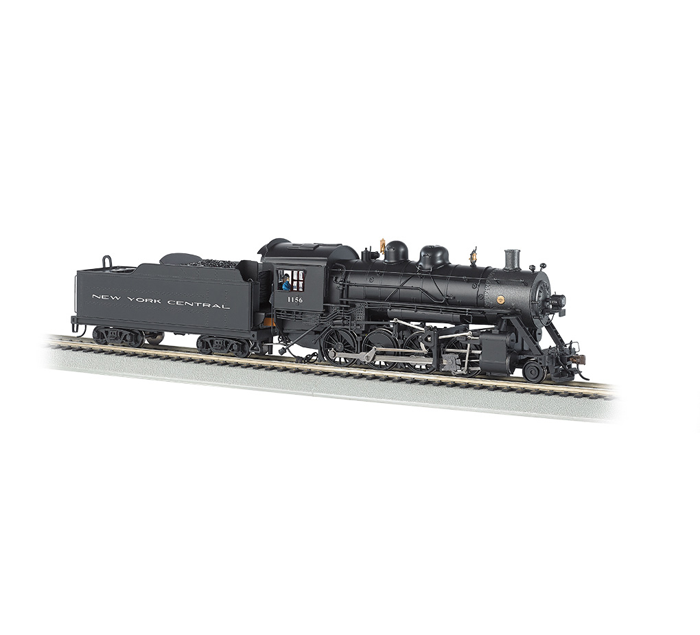 Bachmann HO 2-8-0 Consolidation NYC Number 1156