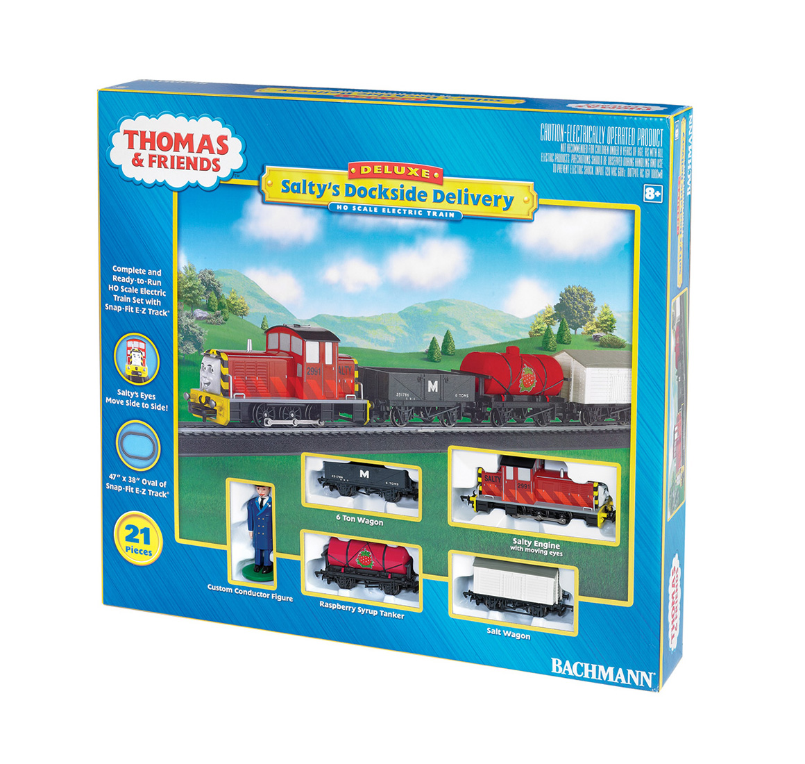 bachmann_ho_thomas_friends_saltys_dockside_delivery_set_1