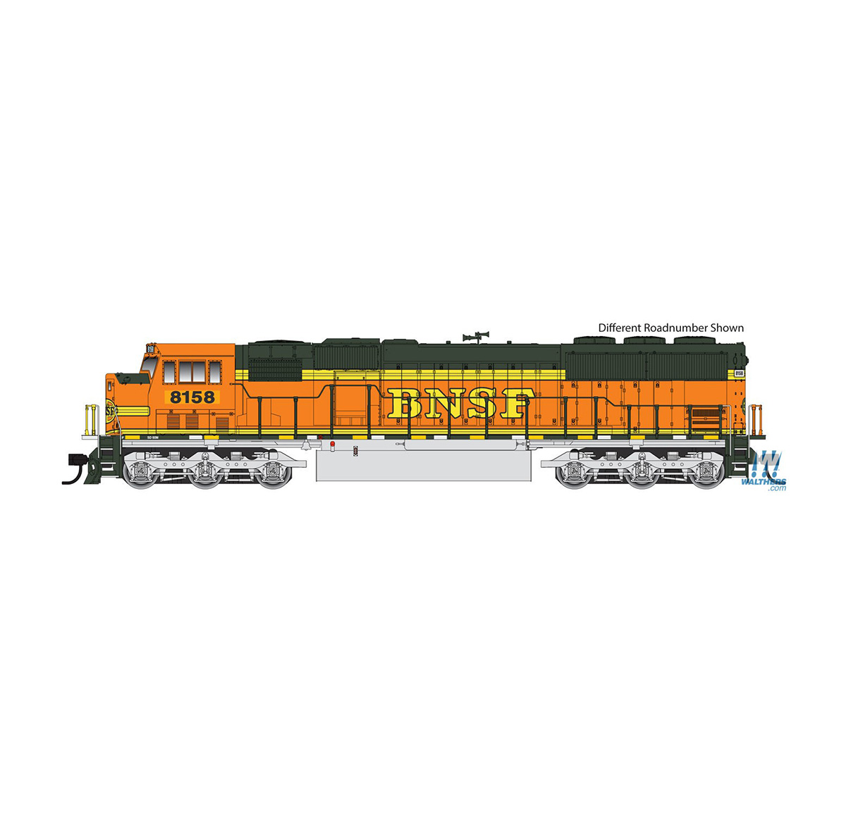 walthers_mainline_emd_sd60m_bnsf_8199