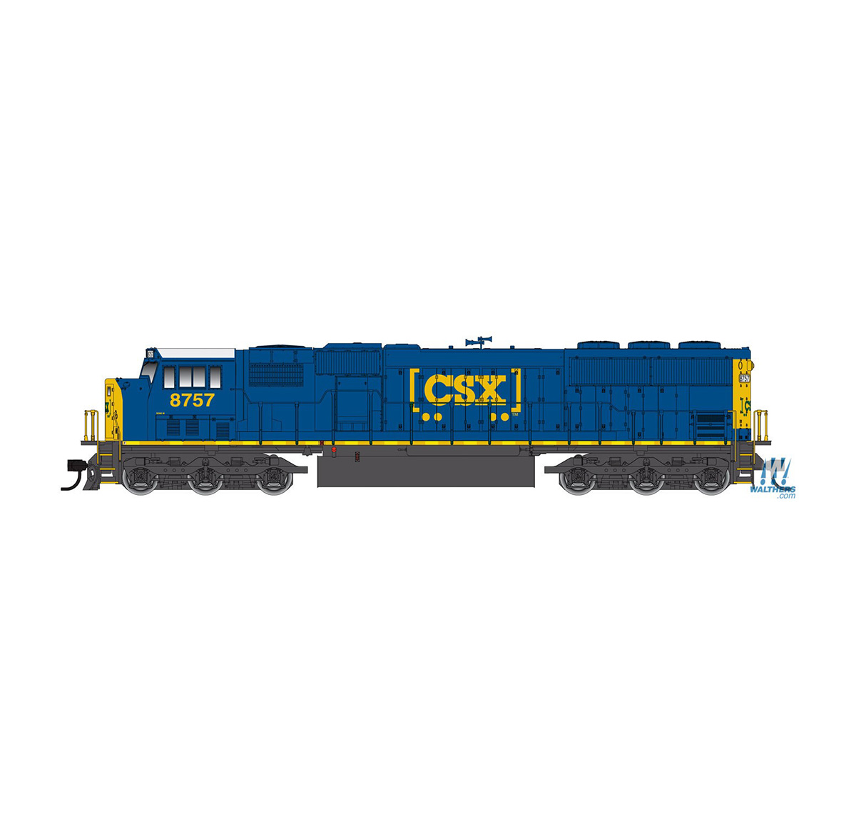 walthers_mainline_emd_sd60m_csx_8757