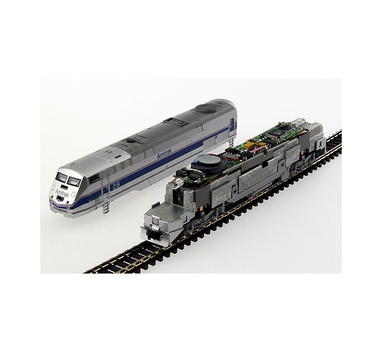 MRC 0001645 N Scale Drop-In Decoder for KATO P42