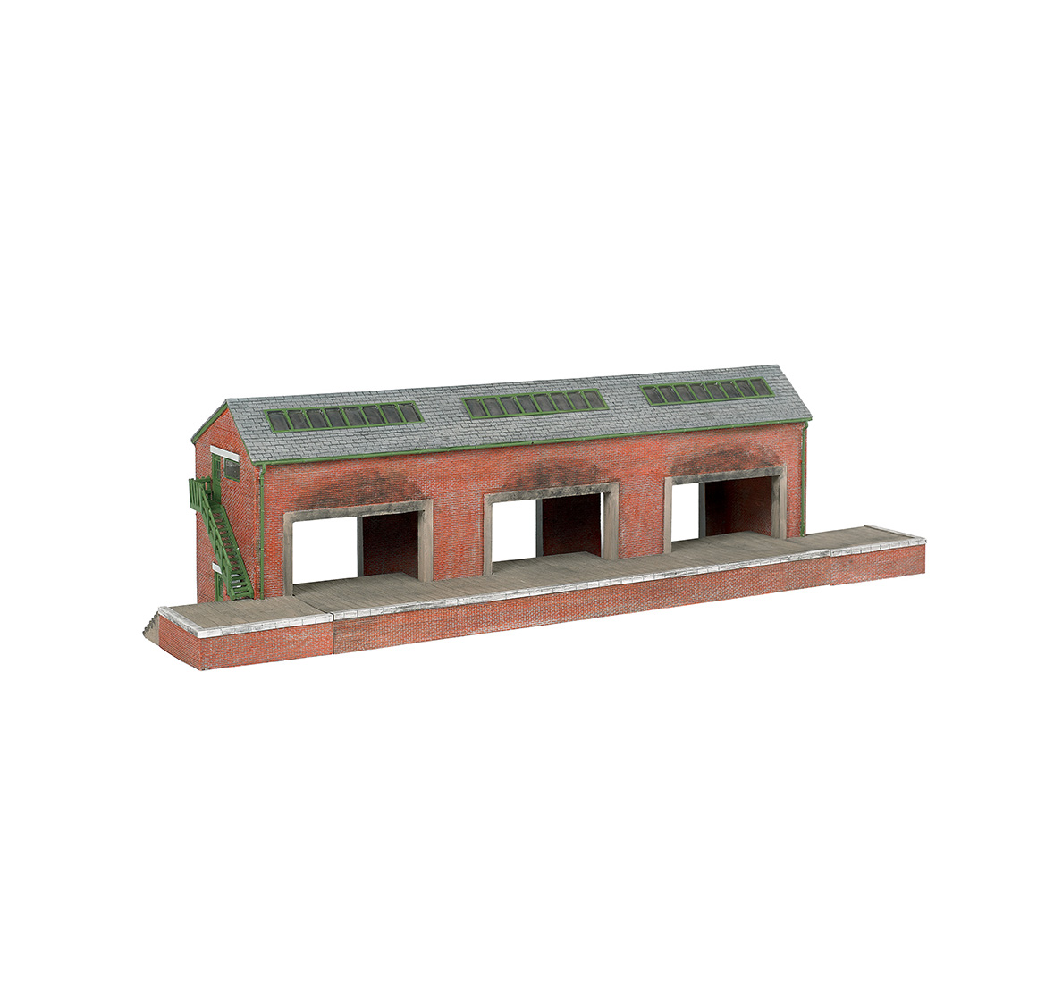bachmann_thomasandfriends_resin_building_brendam_warehouse