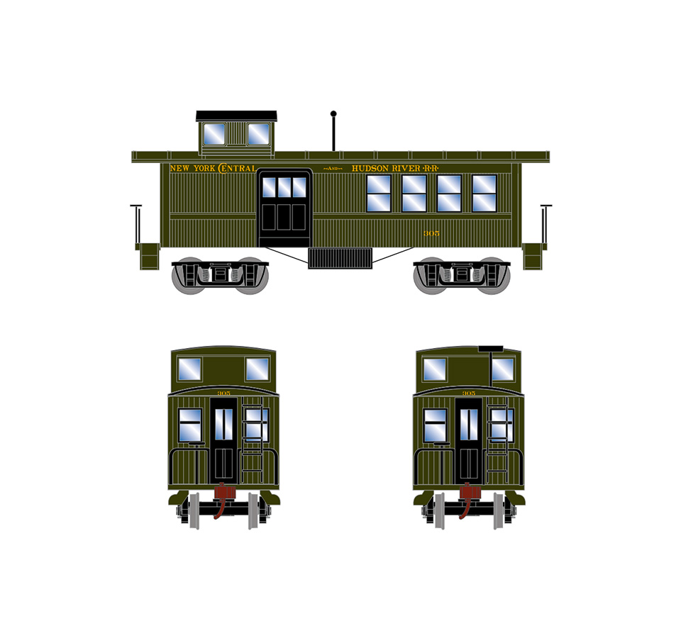 athearn-drovers-caboose-nyc-305